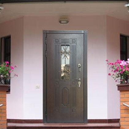 Двери в умном доме