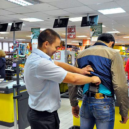 Охорона магазинів