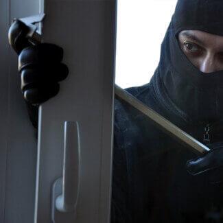 Як злодії потрапляють в приміщення